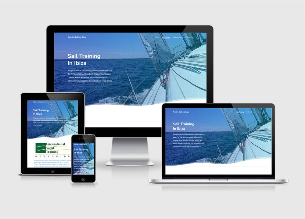 adelie web design 3